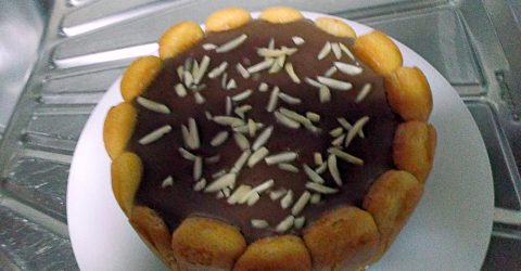 Charlote-de-Chocolate