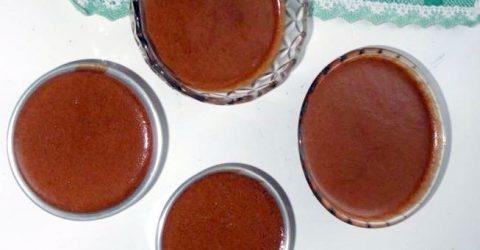 Mousses-de-Chocolate