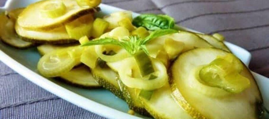 Pickles-de-Courgette