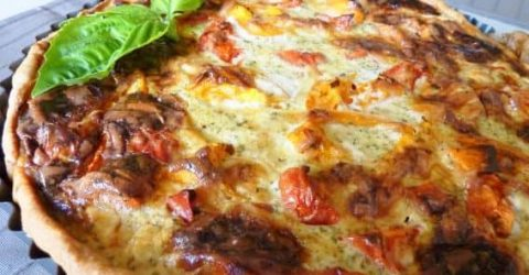 Tarte-de-Tomates