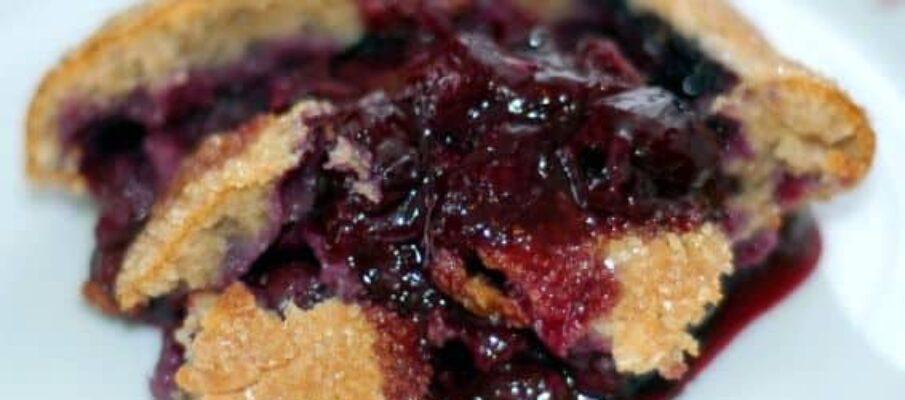 Torta-de-Mirtilos
