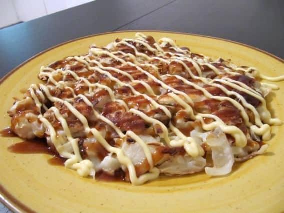 Okonomiyaki-Facil