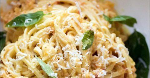 Receitas-de-Linguini- Abóbora