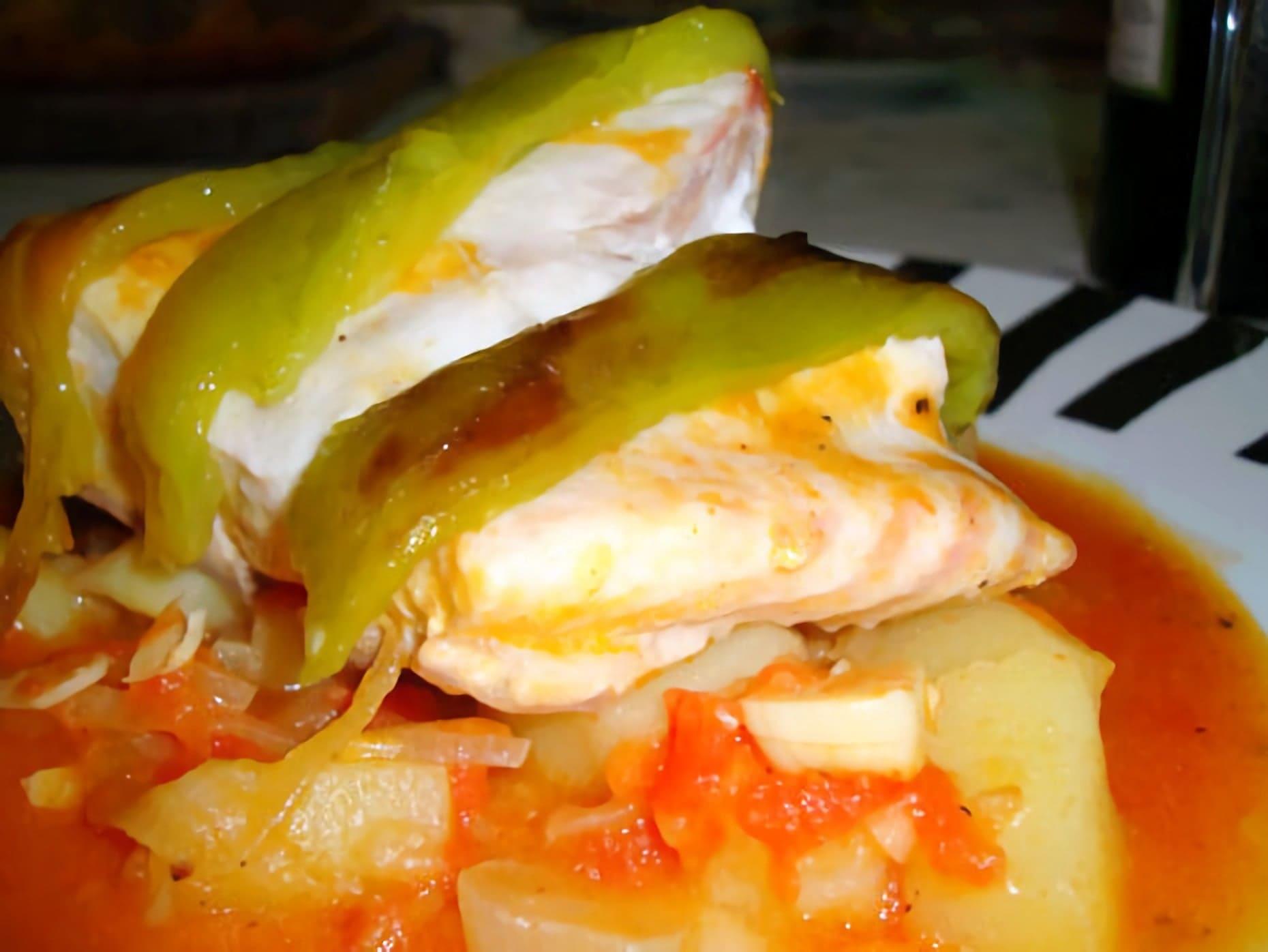 Receita-Filetes-de-Cherne-Pimentos