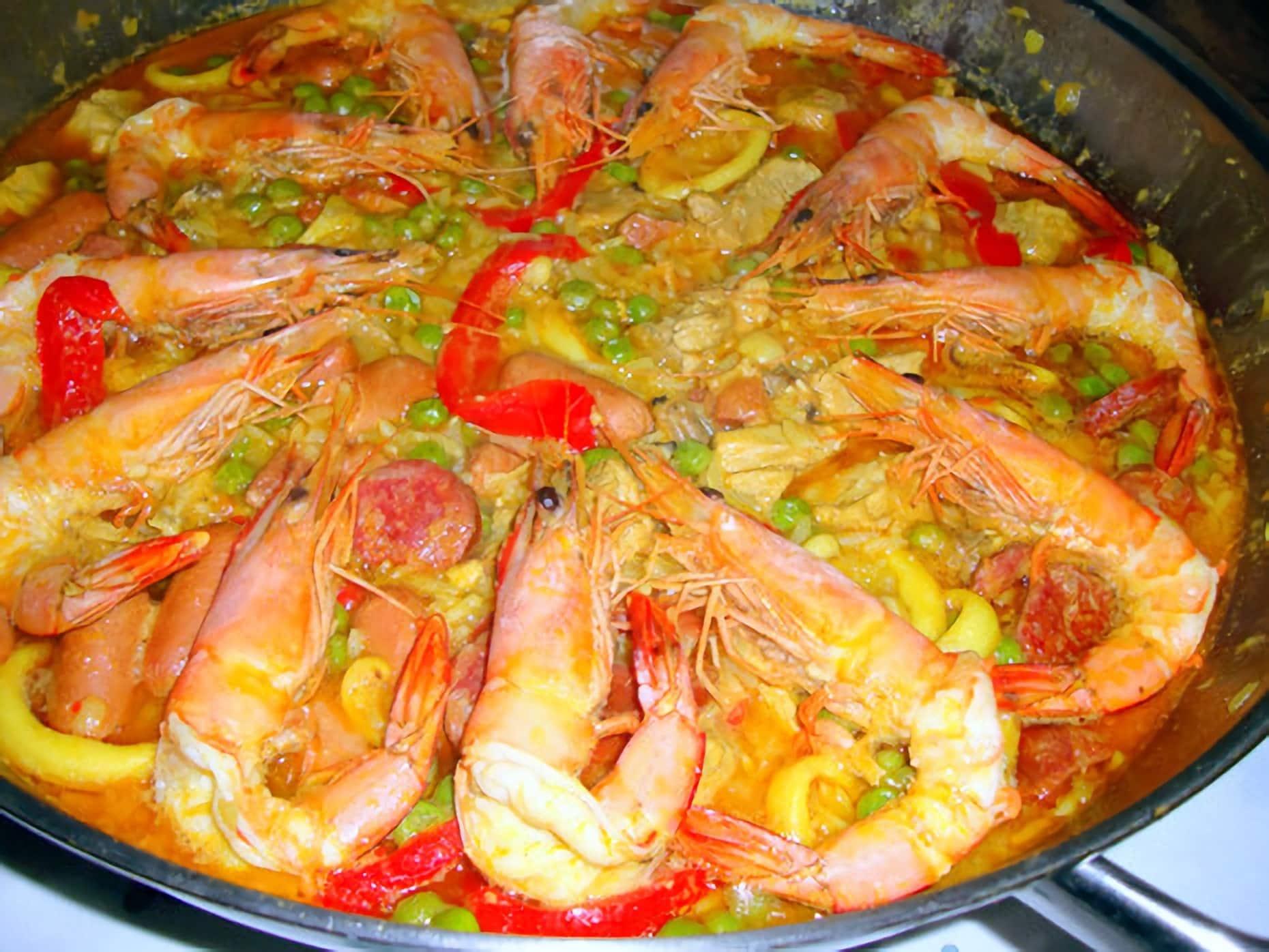 Receita-de-Arroz-a-Valenciana