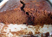 Bolo-Chocolate-Tabuleiro-Quadrados-Cortado
