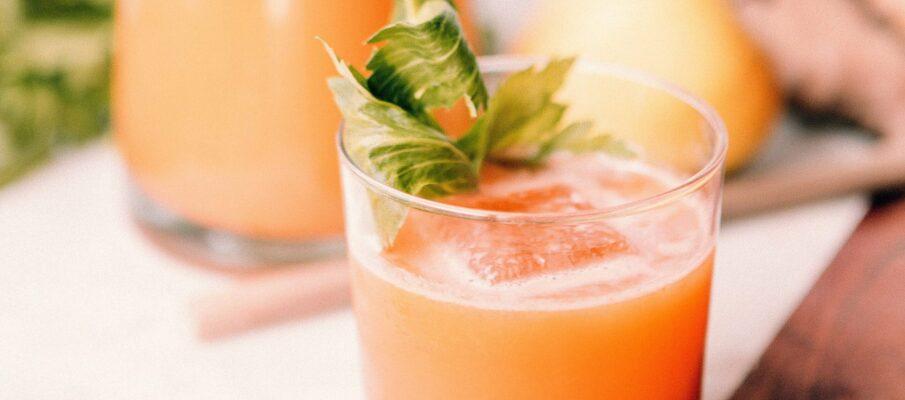 Sumo-de-Laranja-Cenouras